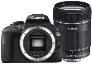 Canon EOS 100D Kit 18-135mm IS STM