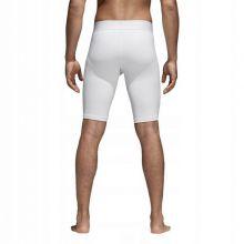 Детские компрессионные шорты adidas Alphaskin Sport белые