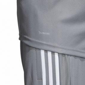 Детская спортивная кофта adidas Tiro 19 серая