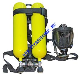 Дыхательный аппарат со сжатым воздухом ПТС «Фарватер»
