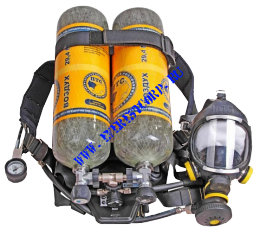 Дыхательный аппарат со сжатым воздухом ПТС «Профи-А» («Арктика»)