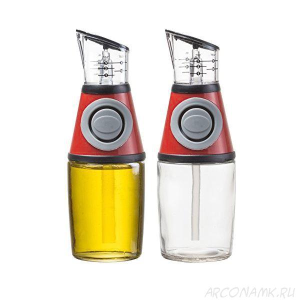 Бутылка-дозатор для растительного масла Oil Can, 250 мл., Цвет: Оранжевый