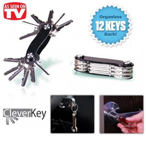 Органайзер Для Ключей Clever Key