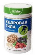 Продукт белково-витаминный «Кедровая сила-Активная», порошок, 237 г.