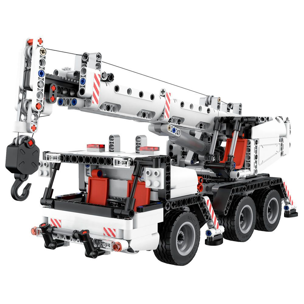 Конструктор Xiaomi Mitu Building Blocks Mobile Engineering Crane