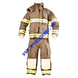 Боевая одежда пожарного II уровня защиты «Брезент»