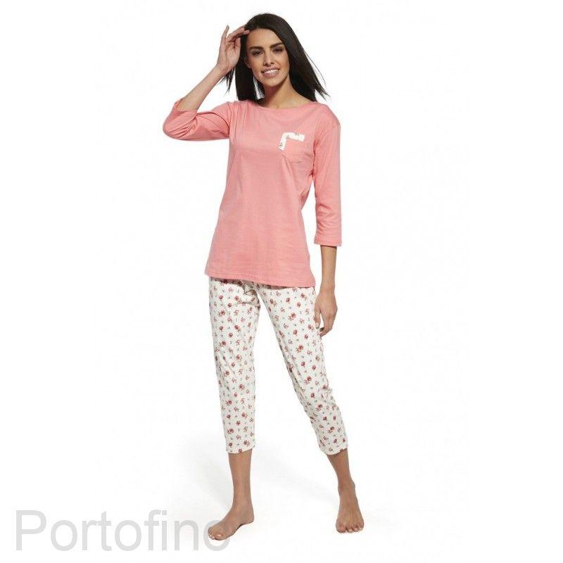 602-132 Пижама женская Cornette
