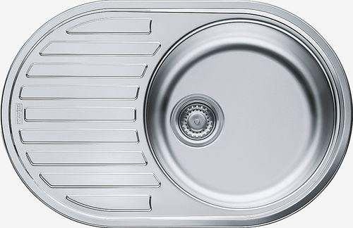 Врезная кухонная мойка FRANKE PML 611 77х55см нержавейка 101.0009.497