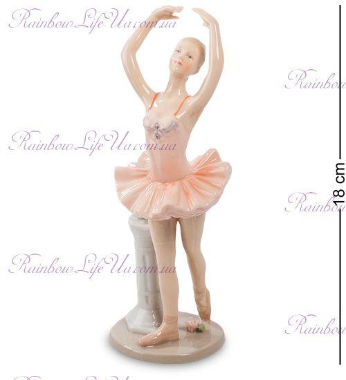"""Фигурка балерина CMS-19/17 """"Pavone"""""""