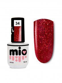 MIO гель-лак для ногтей 034,10 ml