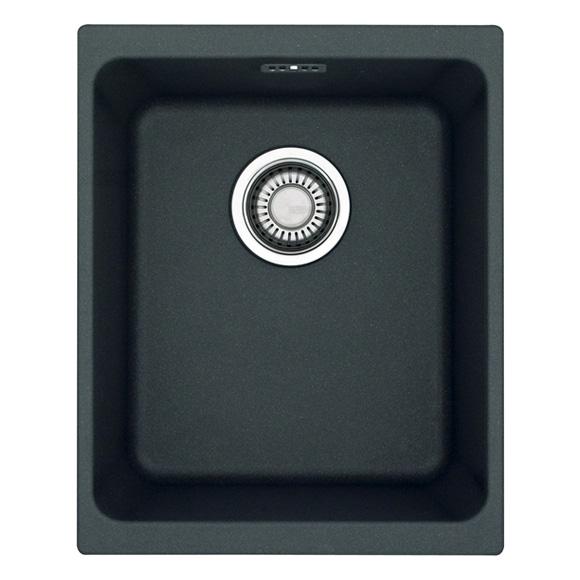 Врезная кухонная мойка FRANKE KBG 110-34 36.7х46см искусственный гранит 125.0023