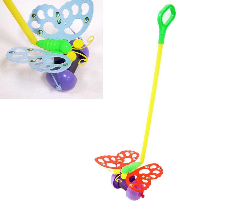 Игрушка-каталка Бабочка