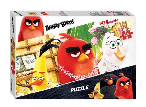 """Мозайка puzzle 120 дет.""""Angry Birds"""""""