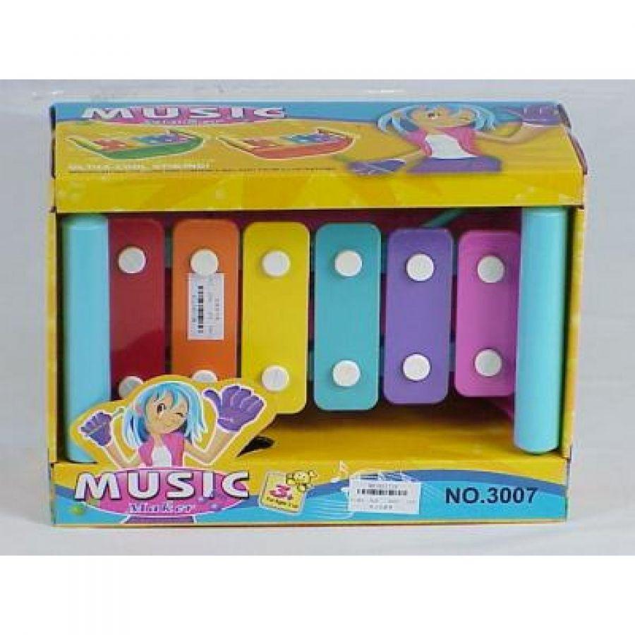 Ксилофон в коробке