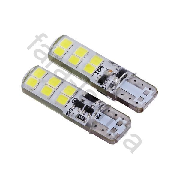 Автомобильные светодиодные лампы T10