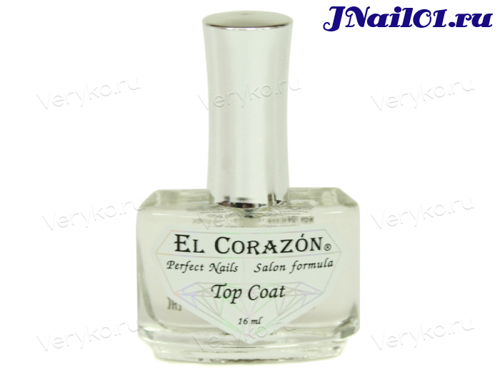 El Corazon Top Coat (Закрепитель с акрилом) №402