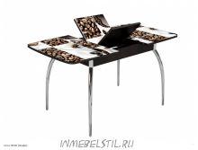 ( Акция) Стол обеденный раздвижной стекло