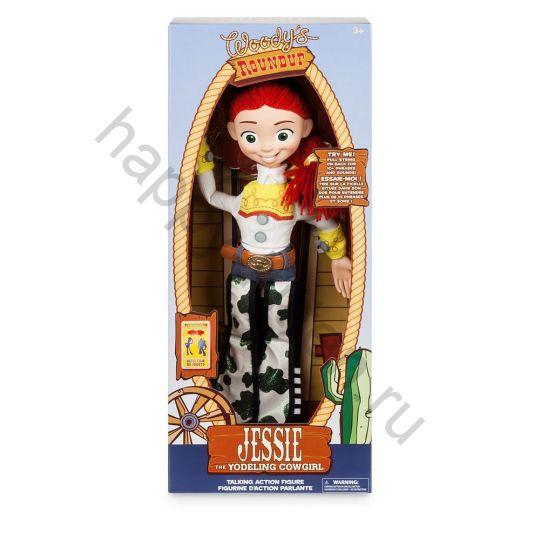 Интерактивная кукла ковбойша Джесси Jessie говорящая