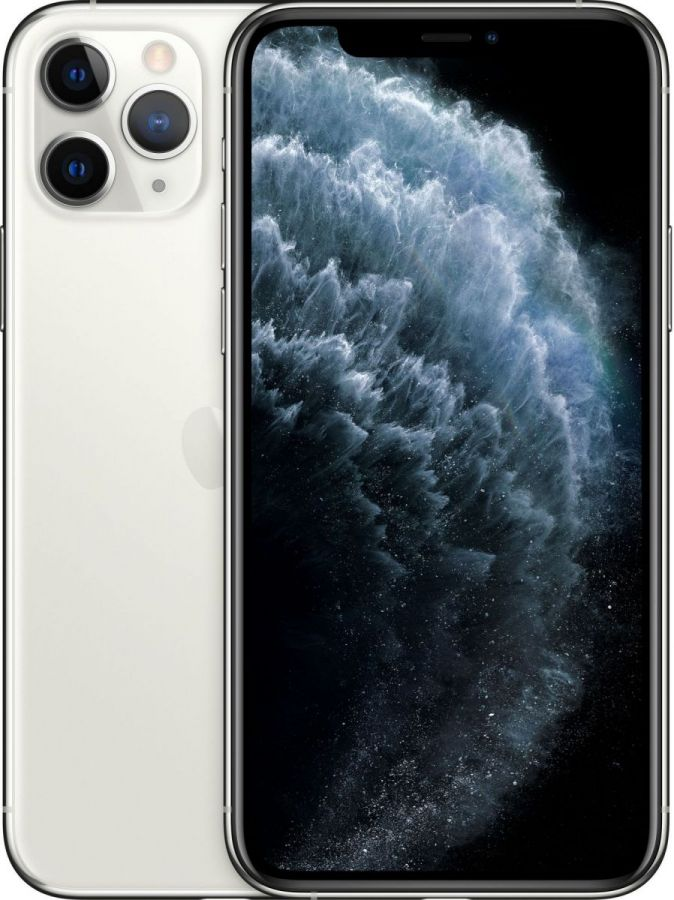 Смартфон  Apple iPhone 11 Pro Max 512GB Silver