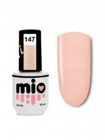 MIO гель-лак для ногтей 147, 10 ml