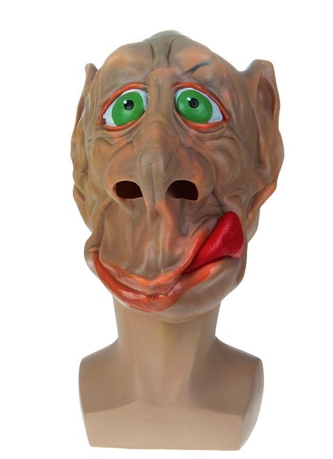 Латексная маска коричневого гоблина