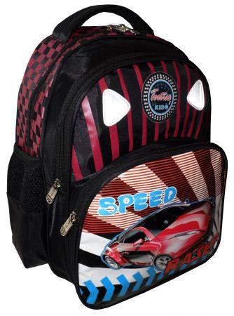 50640 КМ рюкзак школьный детский (ортопедический)