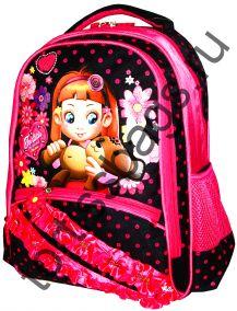 50622 рюкзак школьный детский (ортопедический)