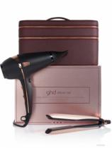 Подарочный набор со стайлером ghd platinum+ и феном ghd air Коллекция Королевская Династия