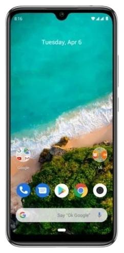 Xiaomi Mi A3 4GB 64 черный/ голубой