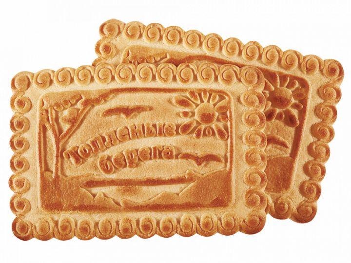 Печенье Топленые берега 1кг. Сладонеж