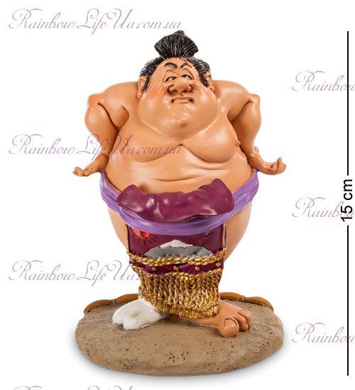 "Фигурка сумоист Рикиси ""W.Stratford"""