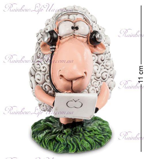 "Фигурка овечка хакер ""W.Stratford"""