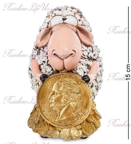 "Копилка овечка монета на удачу ""W.Stratford"""
