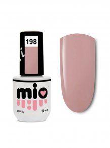 MIO гель-лак для ногтей 198, 10 ml