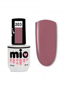 MIO гель-лак для ногтей 203, 10 ml