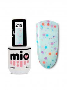 MIO гель-лак для ногтей 219, 10 ml