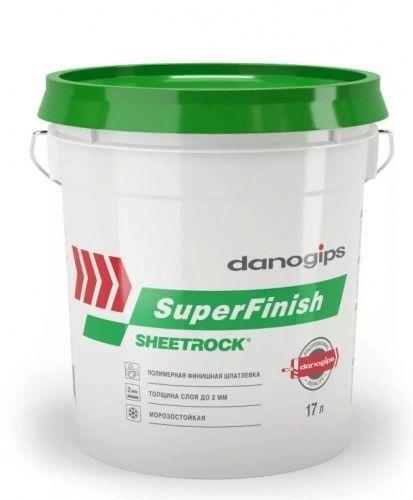 Шпатлевка универсальная Sheetrock Danogips, 28 кг