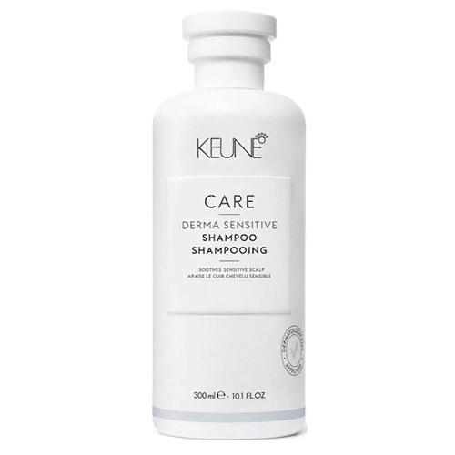 Keune Шампунь для чувствительной кожи головы/ Care Derma Sensitive Shampoo, 300 мл.