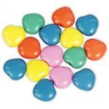 Шоколадные сердечки в глазури купить в СПб