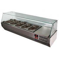 Витрина холодильная Polair Grande VT2v-G