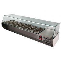 Витрина холодильная Polair Grande VT3v-G