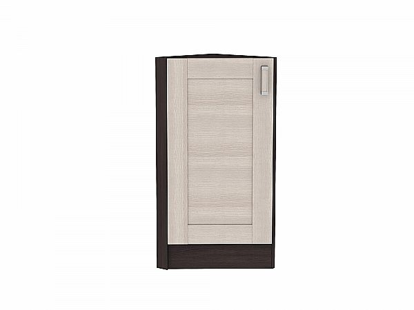 Шкаф нижний торцевой Лофт НТ300 (Cappuccino Veralinga)