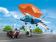 Конструктор LARI Cities Воздушная полиция: арест парашютиста 11208 (Аналог LEGO 60208) 242 дет