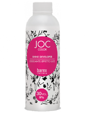 Barex JOC Оксигент с эффектом блеска 9% (новый дизайн)