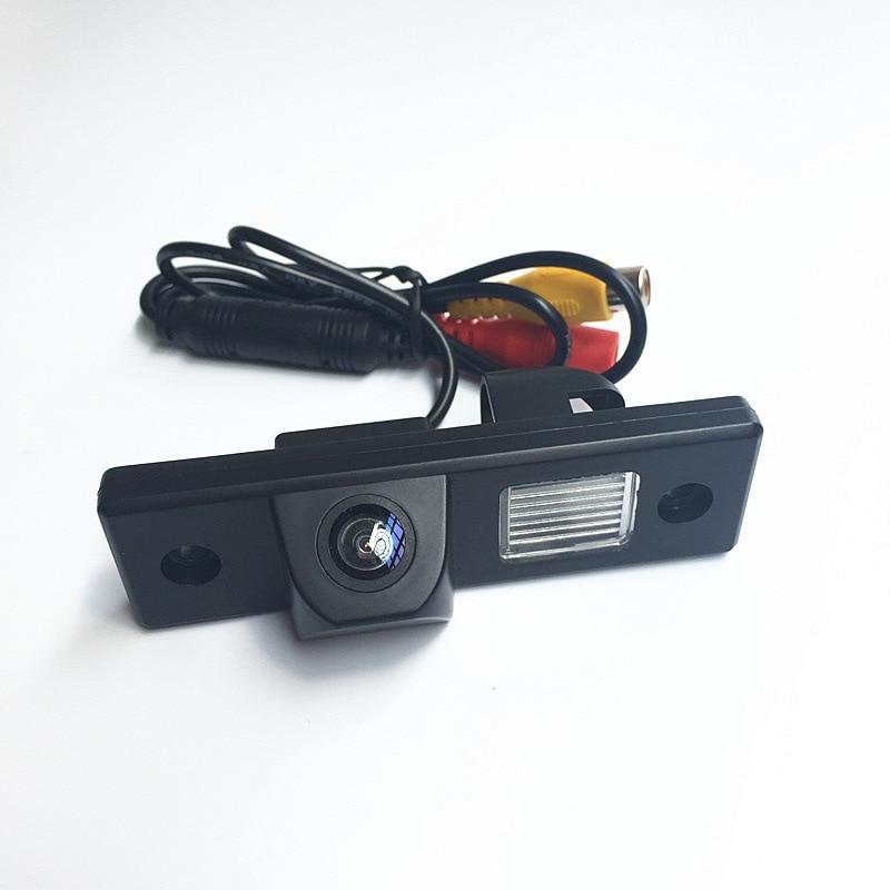 Камера заднего вида Шевроле Ланос