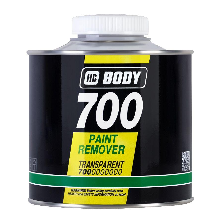 HB Body Paint remover Смывка краски 700, 500гр.