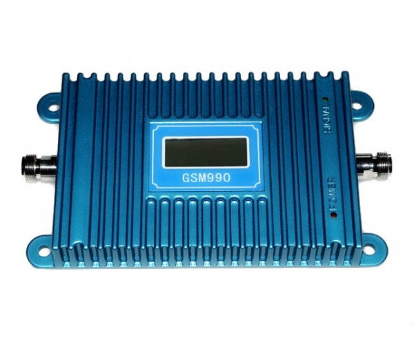Усилитель сигнала Repeater GSM990 с дисплеем - комплект