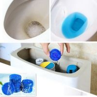 Чистящие таблетки для сливного бачка унитаза Blue Bubble (3)