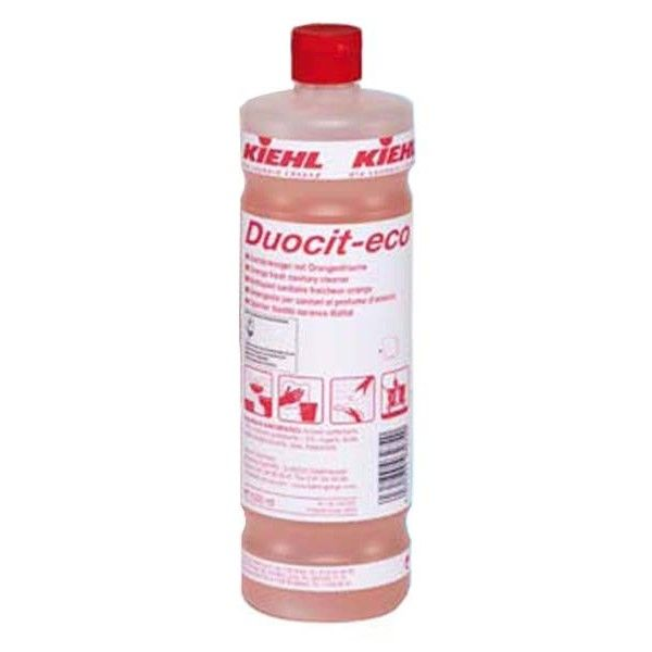 Kiehl Duocit eco balance Средство для санитарных помещений без цвета и запаха, 1л