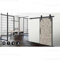 Комплект фурнитуры Roc Design IDUN на 1 дверь без направляющей